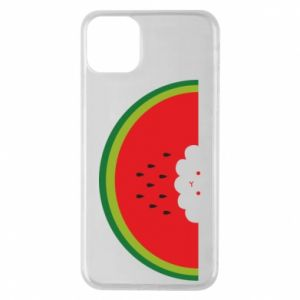 Etui na iPhone 11 Pro Max Cloud of watermelon