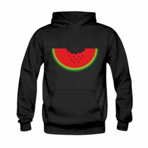 Bluza z kapturem dziecięca Cloud of watermelon