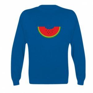 Bluza dziecięca Cloud of watermelon
