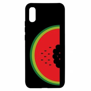 Etui na Xiaomi Redmi 9a Cloud of watermelon