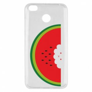 Etui na Xiaomi Redmi 4X Cloud of watermelon