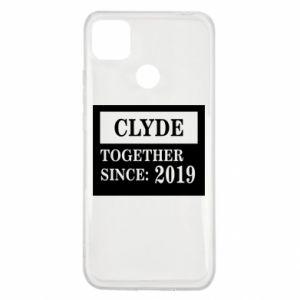 Etui na Xiaomi Redmi 9c Clyde Together since: 2019