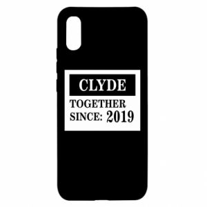 Etui na Xiaomi Redmi 9a Clyde Together since: 2019