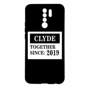 Etui na Xiaomi Redmi 9 Clyde Together since: 2019