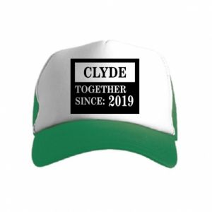 Kid's Trucker Hat Clyde Together since: 2019