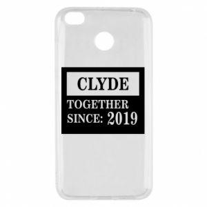 Etui na Xiaomi Redmi 4X Clyde Together since: 2019