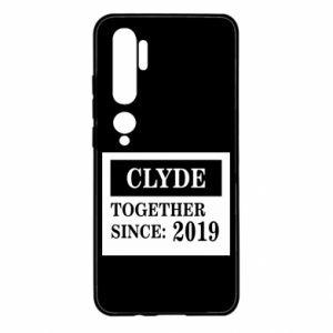 Etui na Xiaomi Mi Note 10 Clyde Together since: 2019