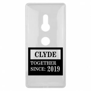Etui na Sony Xperia XZ2 Clyde Together since: 2019