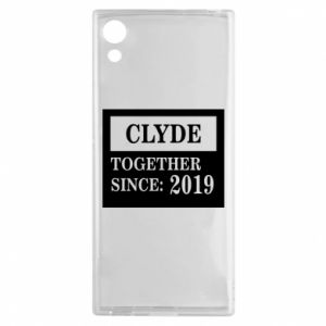 Etui na Sony Xperia XA1 Clyde Together since: 2019