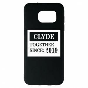 Etui na Samsung S7 EDGE Clyde Together since: 2019