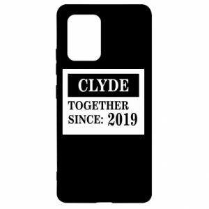 Etui na Samsung S10 Lite Clyde Together since: 2019