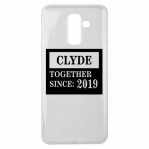 Etui na Samsung J8 2018 Clyde Together since: 2019