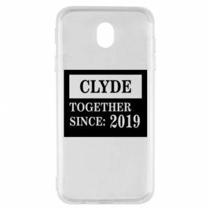 Etui na Samsung J7 2017 Clyde Together since: 2019