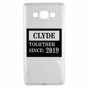 Etui na Samsung A5 2015 Clyde Together since: 2019