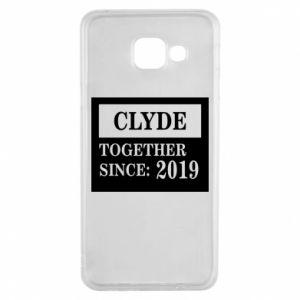 Etui na Samsung A3 2016 Clyde Together since: 2019