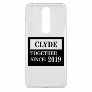 Etui na Nokia 5.1 Plus Clyde Together since: 2019