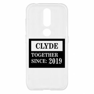 Etui na Nokia 4.2 Clyde Together since: 2019