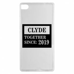 Etui na Huawei P8 Clyde Together since: 2019