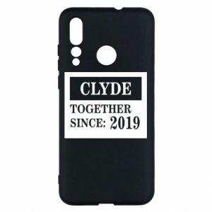 Etui na Huawei Nova 4 Clyde Together since: 2019