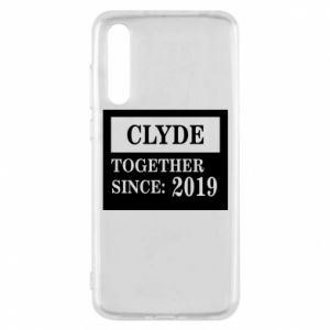 Etui na Huawei P20 Pro Clyde Together since: 2019