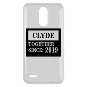 Etui na Lg K10 2017 Clyde Together since: 2019