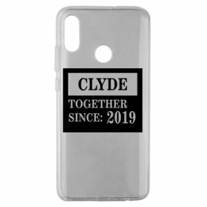 Etui na Huawei Honor 10 Lite Clyde Together since: 2019