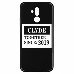 Etui na Huawei Mate 20 Lite Clyde Together since: 2019