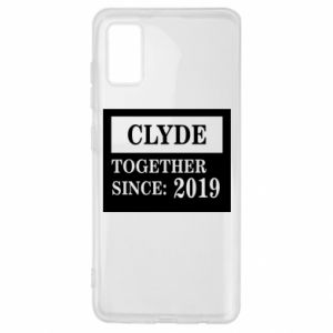 Etui na Samsung A41 Clyde Together since: 2019