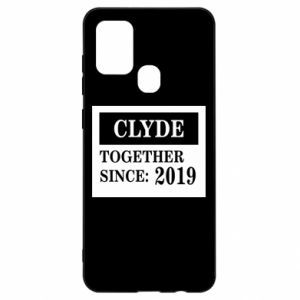 Etui na Samsung A21s Clyde Together since: 2019