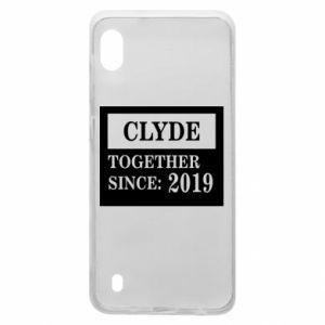 Etui na Samsung A10 Clyde Together since: 2019
