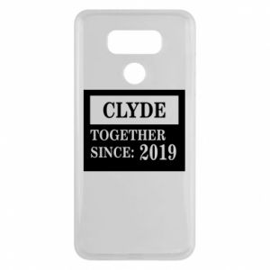 Etui na LG G6 Clyde Together since: 2019