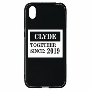 Etui na Huawei Y5 2019 Clyde Together since: 2019