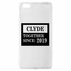 Etui na Huawei P 8 Lite Clyde Together since: 2019