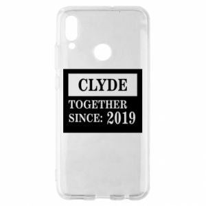 Etui na Huawei P Smart 2019 Clyde Together since: 2019