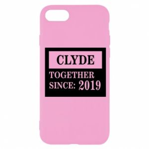Etui na iPhone SE 2020 Clyde Together since: 2019
