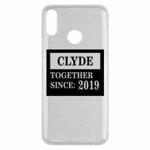 Etui na Huawei Y9 2019 Clyde Together since: 2019