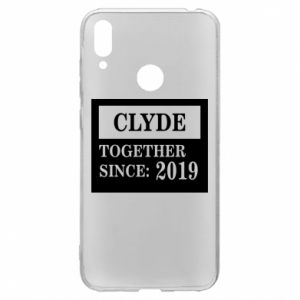 Etui na Huawei Y7 2019 Clyde Together since: 2019