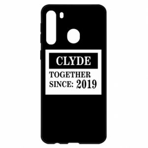 Etui na Samsung A21 Clyde Together since: 2019