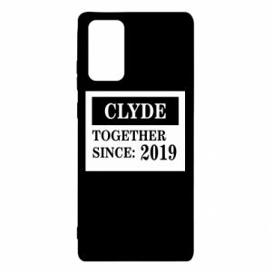 Etui na Samsung Note 20 Clyde Together since: 2019
