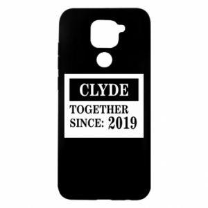 Etui na Xiaomi Redmi Note 9/Redmi 10X Clyde Together since: 2019