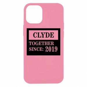 Etui na iPhone 12 Mini Clyde Together since: 2019