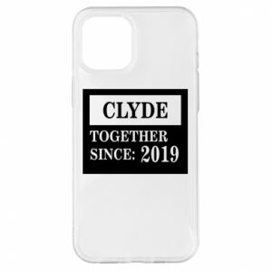 Etui na iPhone 12 Pro Max Clyde Together since: 2019