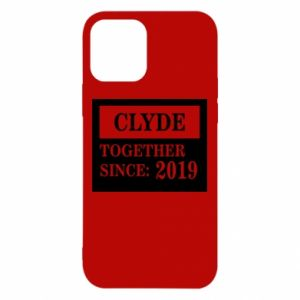 Etui na iPhone 12/12 Pro Clyde Together since: 2019
