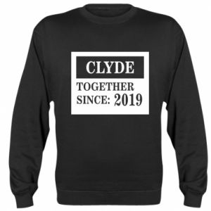 Sweatshirt Clyde Together since: 2019 - PrintSalon