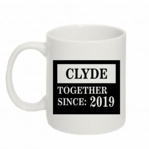 Kubek 330ml Clyde Together since: 2019
