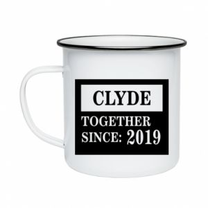 Kubek emaliowany Clyde Together since: 2019