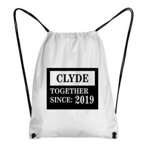 Plecak-worek Clyde Together since: 2019