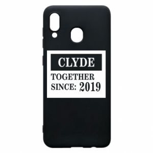 Etui na Samsung A30 Clyde Together since: 2019