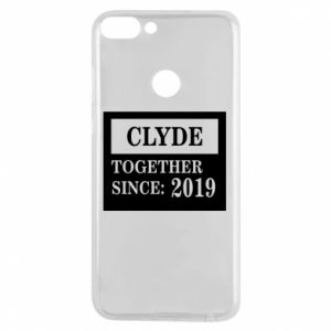 Phone case for Huawei P Smart Clyde Together since: 2019 - PrintSalon