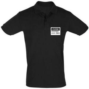 Men's Polo shirt Clyde Together since: 2019 - PrintSalon